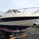 Barca Blumax 640 con motore Honda 150 cv