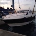 Barca Montecarlo 37 usata diesel 2010