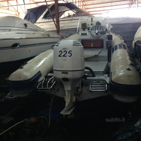 Gommone joker boat coaster 650 usato