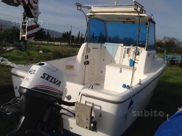 Barca a motore archivi nautica rosa dell 39 etna riposto for Usato in regalo