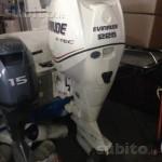 Motore marino Evinrude 225 cv e-tec xl